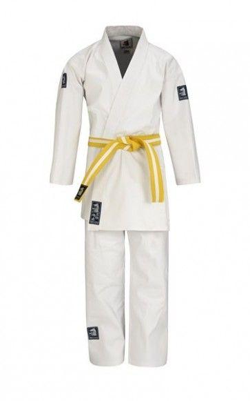 Matsuru 0120 Karatepak Starter voor kids (allround wit)