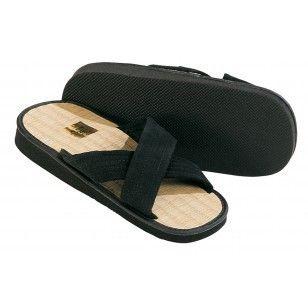 Zori Rijststro slippers, x-style