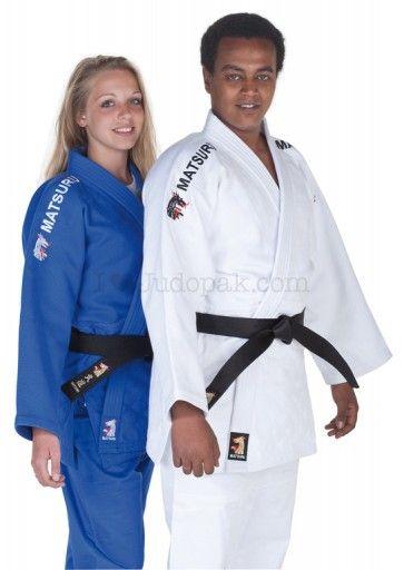 Matsuru Wedstrijd judopak Setsugi wit