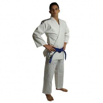adidas Judopak J500 Training Wit ADIJ500W