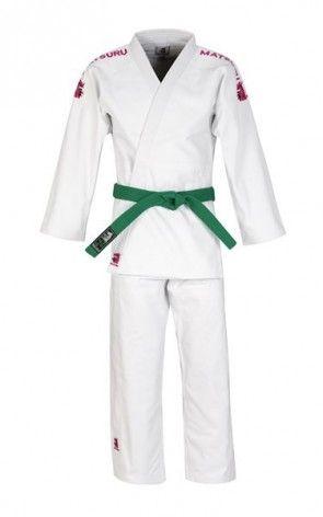 Matsuru Judopak Semi Wedstrijd Roze