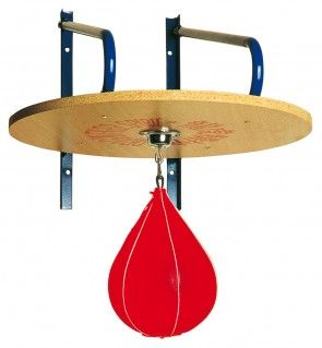 Punch ball met Platform