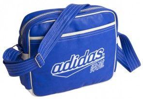 Adidas Sporttas US Style Blauw Judo