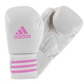 adidas Female Power 200 (kick)Bokshandschoenen Wit/Roze