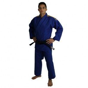 adidas Judopak J690 Quest Blauw/Oranje ADIJ690BR