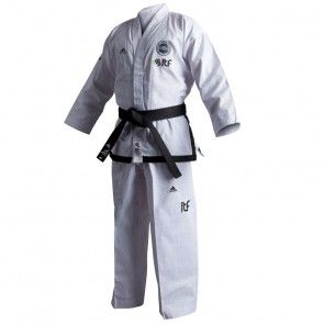 adidas Dobok ITF Black Belt Champion ADITITF02WZ