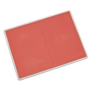 Matsuru breekplank voor volwassenen rood 10 mm dik