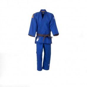 Nihon Judopak Semi-Wedstrijd Gi Blauw