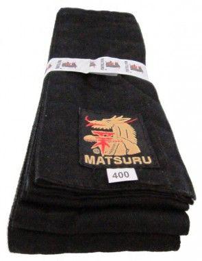 Matsuru Hakema obi zwart