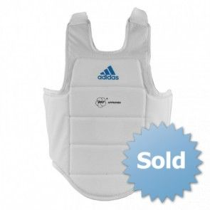 adidas Karate Bodyprotector WKF Approved ADIP03
