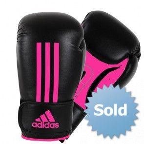 adidas Energy 100 (Kick)Bokshandschoenen Zwart/Roze