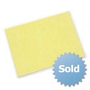 Matsuru breekplank voor de jeugd 033014 geel 10 mm dik